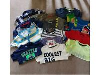 Boys clothes bundle from 1-3 years