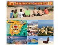 AU PAIR FOR SPAIN