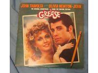 Vinyl album 'Grease'