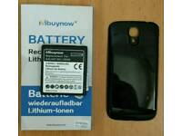 Samsung Galaxy S4 6400mAh Extended Battery