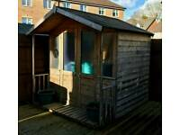 summerhouse or shed