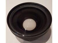 Raynox x.66 super wide angle lense converter