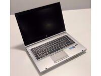 HP Elitebook 8470p laptop Intel 3.6ghz x 4 Core i7 - 3rg generation processor ATI graphics