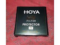 Hoya HD Filter Protector 77mm Digital