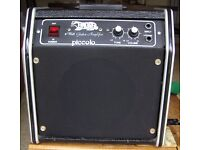 Amplifier for guitar, Badger 'Piccolo' 8W.