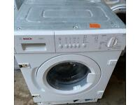 Bosch new model fully working energy efficient washing machine