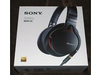 SONY MDR - 1A HEADPHONES - BRAND NEW