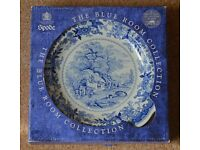 Spode: The Blue Room Collection Plates