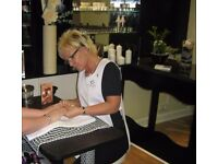 Experinced Nail Technician/Educator currently searching for suitable premises.