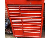 For Sale Snap On Tool Box With Keys