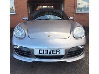 ***Stunning Porsche Boxster 3.4 987 RS 60 Spyder Convertible Ltd Edition***