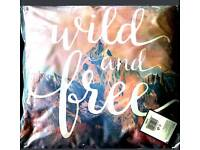 WILD AND FREE CUSHIONS X80 PIECES