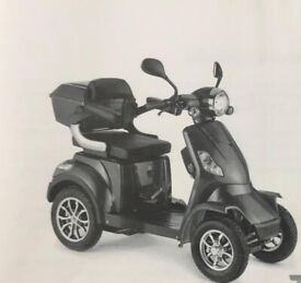 Mobility Scooter for Sale - Veleco Black Faster model 2020