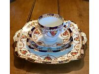Vintage Bone China Crockery