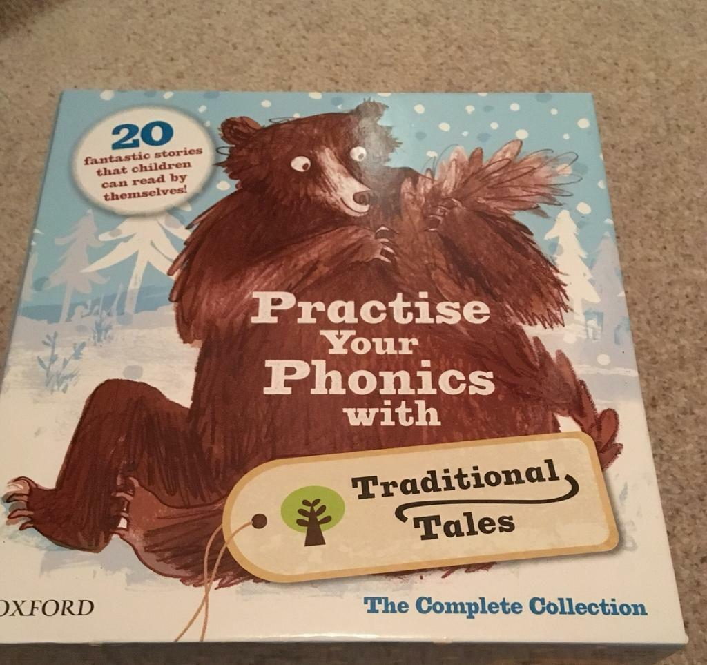 Workbooks oxford reading tree workbooks : Oxford Reading Tree Traditional Tales Phonics books - Reception ...