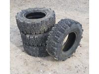 4x Off Road Tyres- Simex Jungle Trekker 33 x 11.5 - 16 (290/75-16) 116 Q