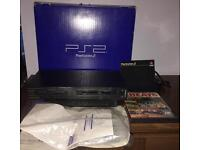 SONY PS2 + DEMO GAME + CHEATS BOXED BARGAIN MUST SEE LOOK !!