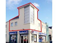 Fantastic first floor Office Unit or Salon For Sale or Let in Coleraine.