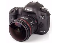 Canon 5D Mark iii . 8000 shutter count . good condition body only