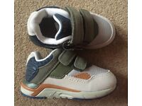 BNWT Next Boy Trainers - Infant Size 5