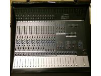 Audient 4816 Mixing Console.