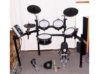 Roland TD-9KX V DRUMS electronic drum kit. MESH pads Pedal & VEX pack V2 module FULLY REFURBISHED