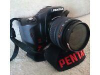Pentax K100 Camera