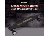 Koowheel 2nd Gen Electric Skateboard, Kooboard wireless controller, Perfect Christmas gift
