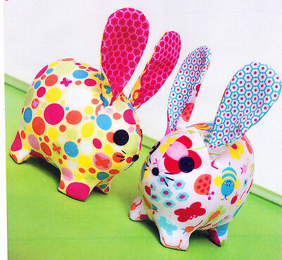 PATTERN - Baby Bunnies - cute rabbit mini PATTERN - Melly & Me for sale  Shipping to Canada