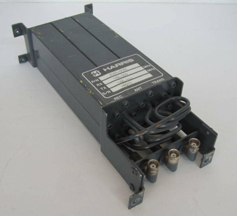 Harris 6-cavity UHF HAM/GMRS Duplexer