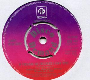 Jerry Williams  * If You Ask Me  *  U K PYE -     NORTHERN SOUL    45