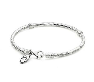 "Pandora Lobster Clasp Bracelet 9.1"""