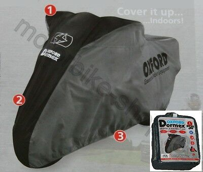 Oxford Dormex Indoor Motorcycle Cover size L Large CV403