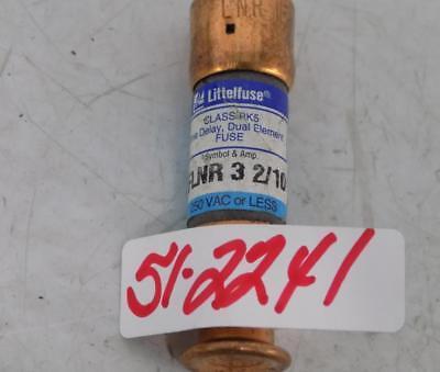Littelfuse Time Delay Dual Element 3 210amp Fuse Flnr 3 210
