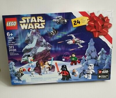 In Hand 2020 Lego Star Wars Advent Calendar #75279 Brand New/SEALED