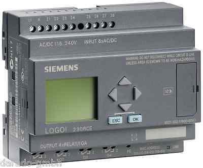 SPS-Steuerungsmodul Siemens LOGO! 230RCE 0BA7 6ED1052-1FB00-0BA7 115/240 V/AC
