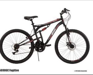 Wicked Fugitive™ 26 Inch Men's Bicycle