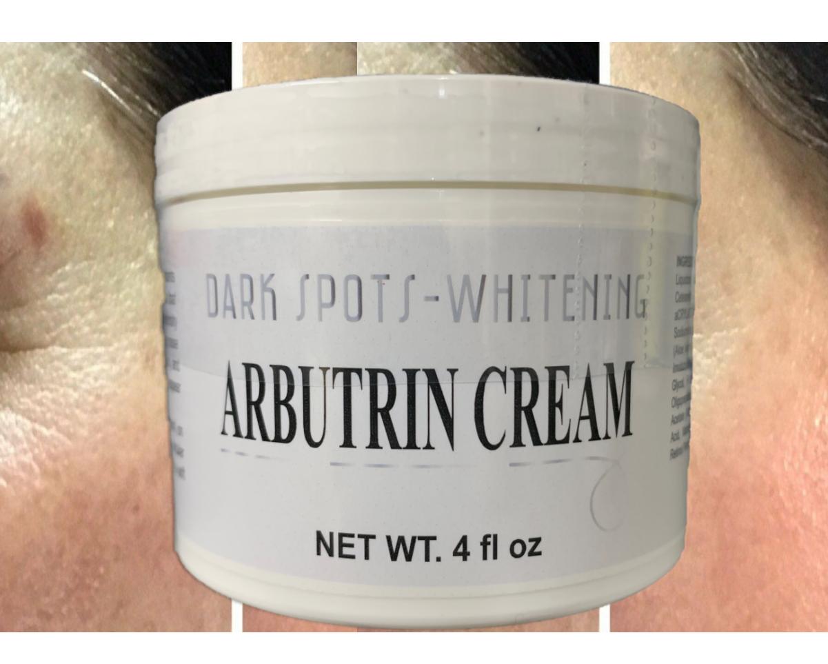 Crema Para Las Manchas De la Cara Antiarrugas Antiedad Uso en el Día y la Noche 4