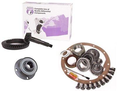 4.11 Ring and Pinion Yukon Gear Master Pkg For Nissan Titan 226mm Rear 2004-2007 ()