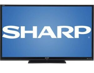 Sharpe  Aquos 80 inch led smart tv