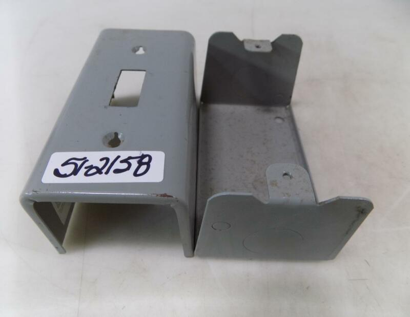 GENERAL ELECTRIC TYPE 1 ENCLOSURE  CR101Y1 NNB