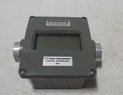 Hedland Flow Meter 1000psi 69 Bar Max Nib