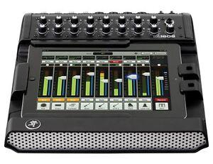Mackie DL1608 Lightning 16-channel Digital Live Sound Mixer w/ lPad Control