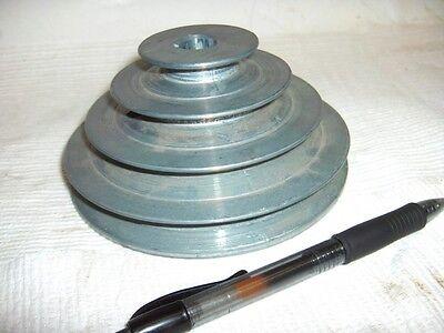 4 Step V Belt Pulleys 147 4 Step 2 3 4 5 Od 12 58 34 1 Bore