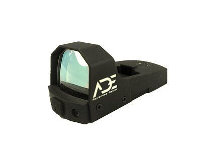 Green Dot Micro Mini Reflex Sight Red For Handgun Glock Barreta Hk Ups Sw Mp