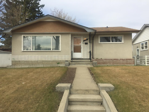 4 Bed/2 Bath Newly Renovated Bungalow With In-Law Suite!!! Edmonton Edmonton Area image 1