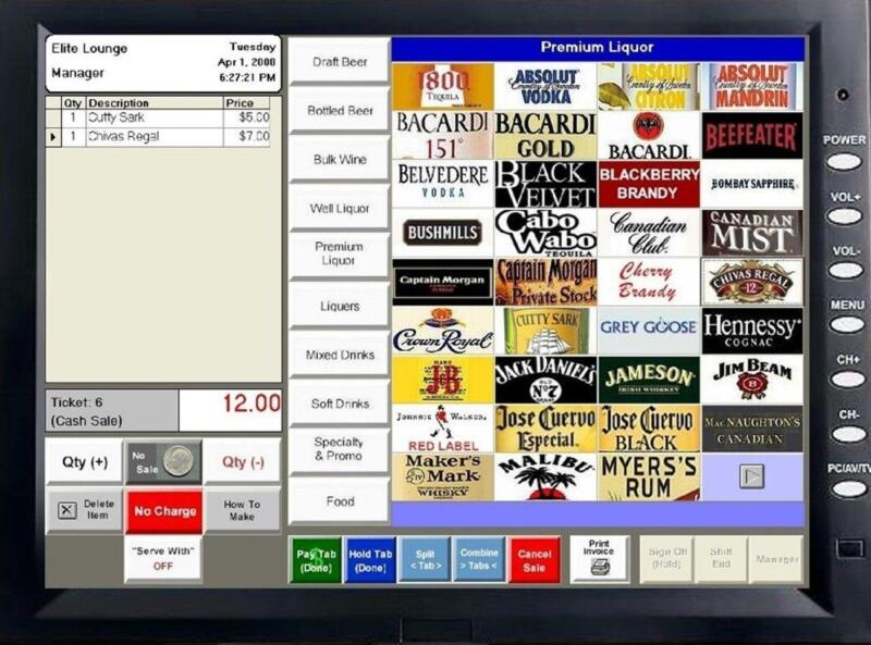 Bar Pos Software Ebay