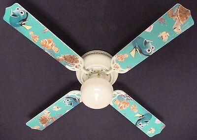 """New FINDING NEMO Ceiling Fan 42"""""""