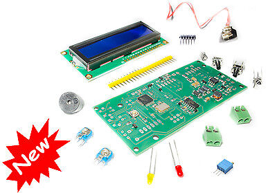 Geiger Kit Diy Arduino Ide Compatible Easy Nuclear Radiation Counter Wo Tube