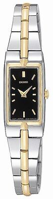 Seiko Women's Dress Watch SZZC42 Two Tones S622